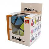 Кубик Рубика Пирамидка Мефферта карбон (черная ), фото 2