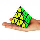 Кубик Рубика Пирамидка Мефферта карбон (черная ), фото 3