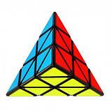 Кубик Рубика Пирамидка Мефферта карбон (черная ), фото 5