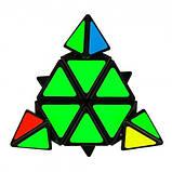 Кубик Рубика Пирамидка Мефферта карбон (черная ), фото 6