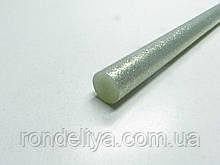 Клей для клейового пістолета срібло 11 мм