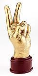 Кубок ET золотой Рука Победа (KR92), фото 2