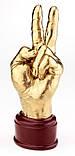Кубок ET золотой Рука Победа (KR92), фото 3
