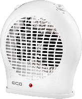 Тепловентилятор ECG TV-30White 2000 Вт белый
