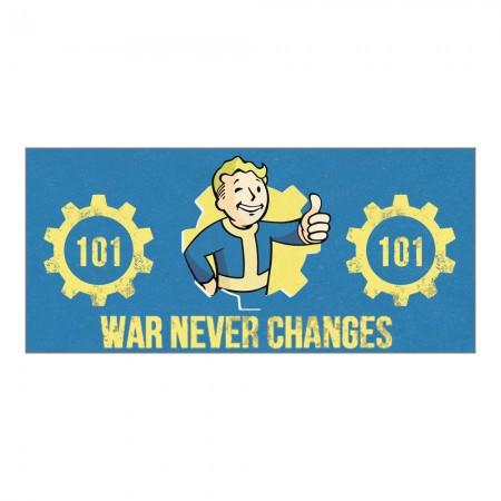 Чашка с принтом 63502 Fallout