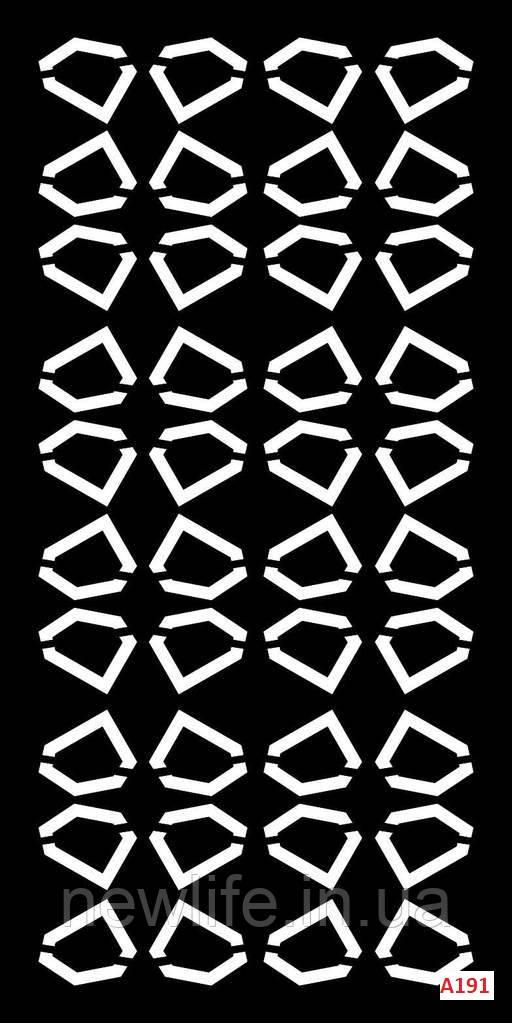 Металлические панели для декора