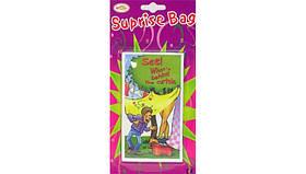 Взрослый прикол ( surprise bag / пакет с сюрпризом )