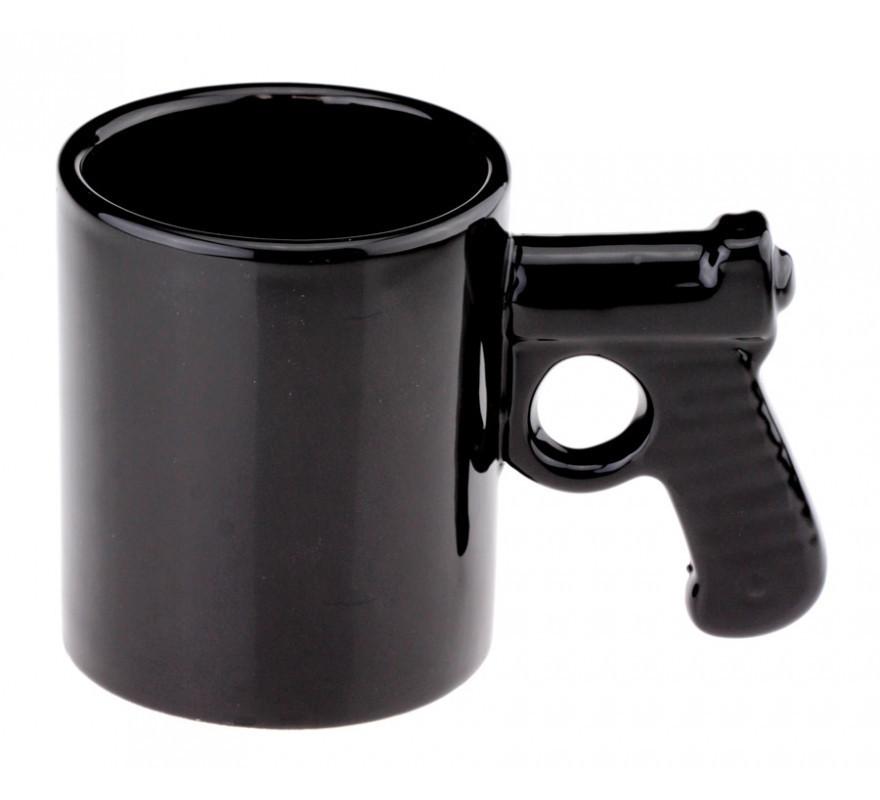 Присутствует деффект Чашка - пистолет, 4 цвета