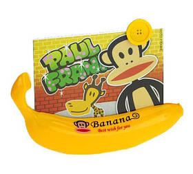 Рамка банан желтая
