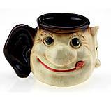 Чашка ухо с сюрпризом ( кружка ушастик ), фото 3