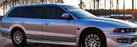 Дефлекторы окон Mitsubishi Galant VIII Wagon 1996-2003 | Ветровики Мицубиси Галант