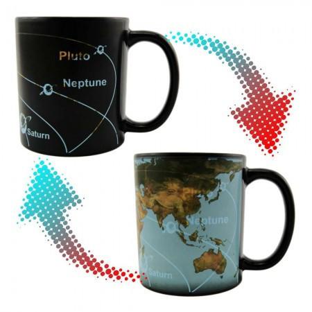 Чашка-хамелеон SOLAR SYSTEM