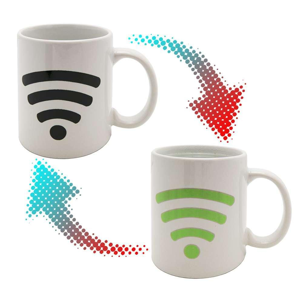 Чашка-хамелеон Wi-Fi WF46