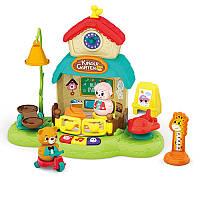 Развивающая музыкальная игра Домик Детский сад E935 Hola *