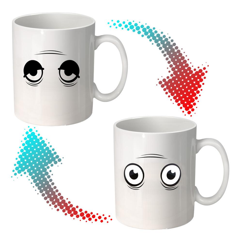 Чашка-хамелеон Просыпайся! 9009-4