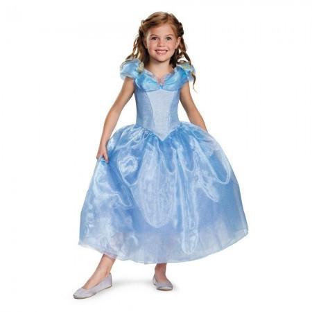 Маскарадный костюм Принцесса Лили (размер 7-10 лет)