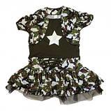 Маскарадный костюм Солдатка (размер 7-9 лет), фото 3