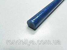 Клей для клейового пістолета синій 11 мм