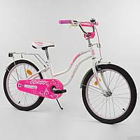 """Велосипед 20"""" дюймов 2-х колёсный """"CORSO"""" Т-07504"""