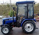 Трактор с кабиной Foton 354HXC, фото 3