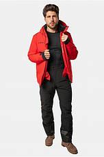Лижна куртка AVECS - RED, фото 2