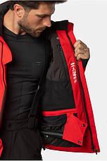 Лижна куртка AVECS - RED, фото 3