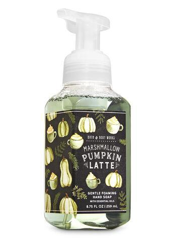 Мыло-пена для рук Bath and Body Works Marshmallow Pumpkin Latte