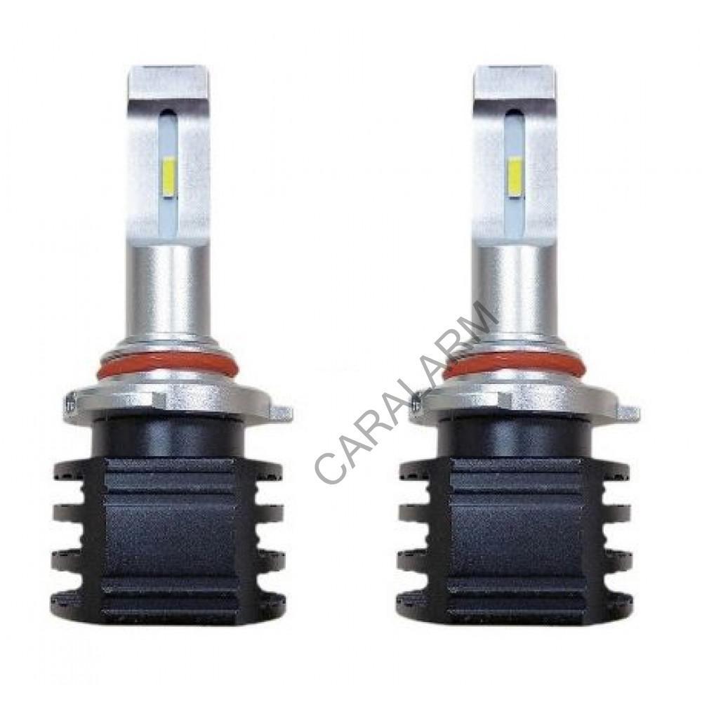 Лампы светодиодные ALed S HB3 (9005) 6000K 20W SHB3A02 (2шт)
