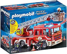 Конструктор Playmobil city action Большая пожарная машина со светом и звуком (9463)
