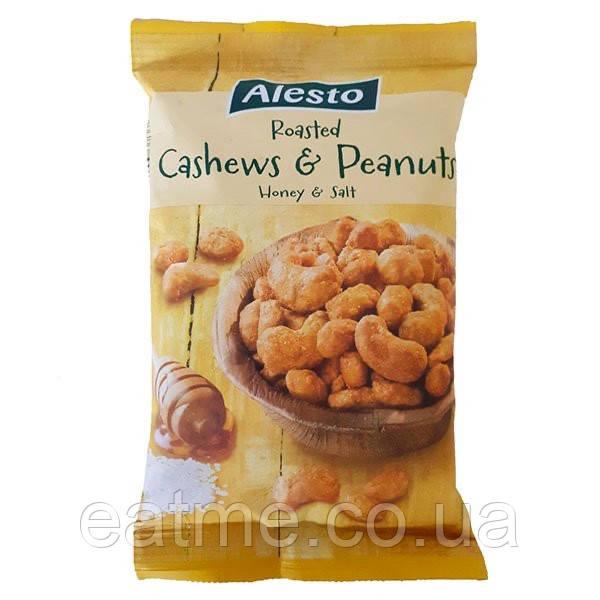 Alesto Кешью и арахис в меду и соли