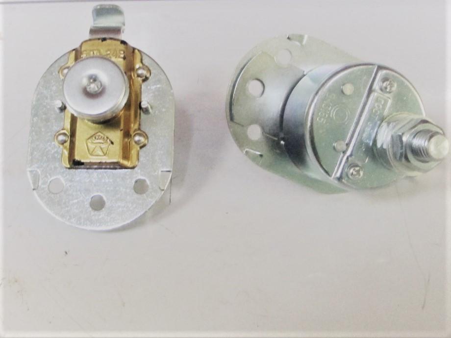 Вимикач маси ВК-318-Б кнопка (JFD)