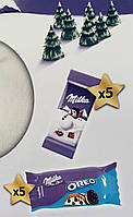 Milka Подушка с карманом на молнии и сладостями, фото 2