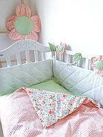 Комплект постельного белья «Цветочный»
