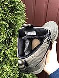 Зимние мужские кроссовки Nike Lunar Force 1 Duckboot темно-зеленые, фото 5