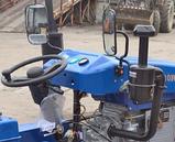 Мототрактор DW-180RXL BLUE, фото 2