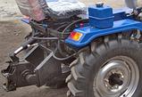 Мототрактор DW-180RXL BLUE, фото 5