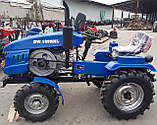 Мототрактор DW-180RXL BLUE, фото 7