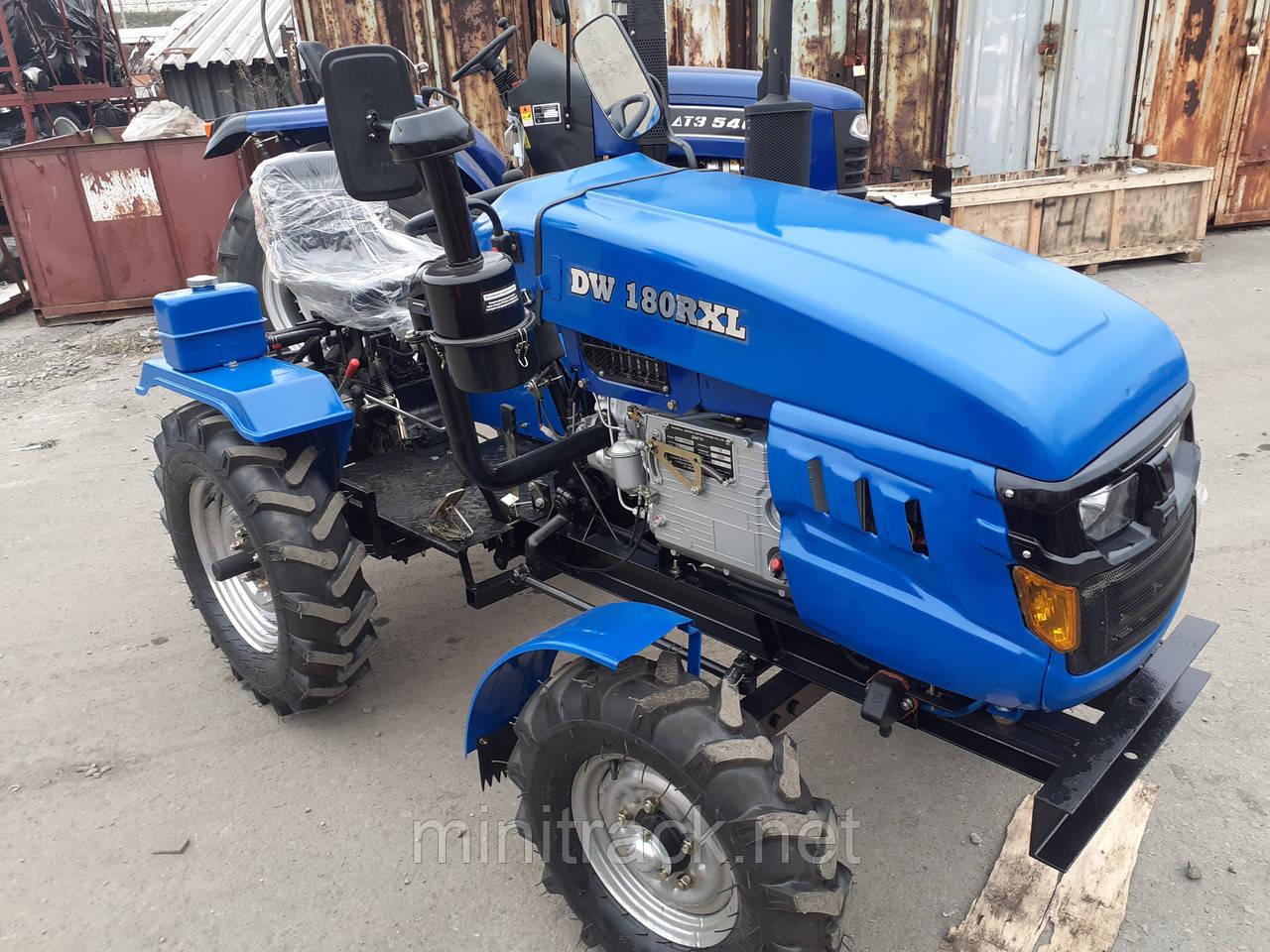 Мототрактор DW-180RXL BLUE