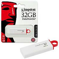 Флешка 32Гб Kingston Datatraveler 32Gb flash память