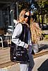 Женский костюм-тройка худи брюки жилетка, размеры 42-44, 44-46, фото 6
