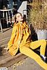 Женский костюм-тройка худи брюки жилетка, размеры 42-44, 44-46, фото 2