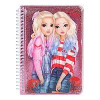 Блокнот для записей Top Model Friends (4010070401290)