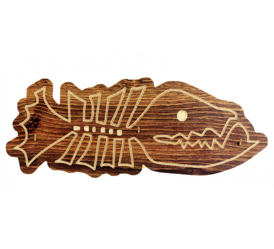 Ключница Fish ( рыбка )
