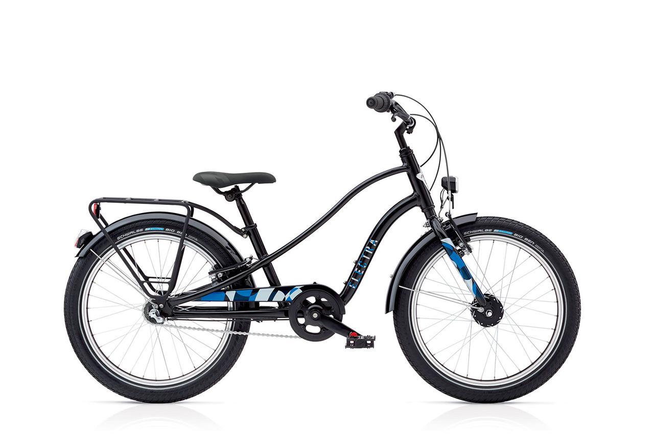 """Велосипед 20"""" Electra Sprocket 3i BK"""