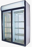 Холодильные шкафы — витрины
