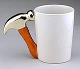 Чашка ET с молотком For the Man (JL19-8), фото 2