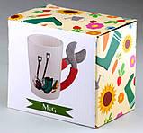 Чашка ET с секатором Кружка дачника (AD806), фото 2