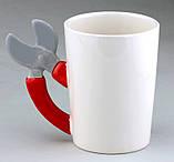 Чашка ET с секатором Кружка дачника (AD806), фото 3