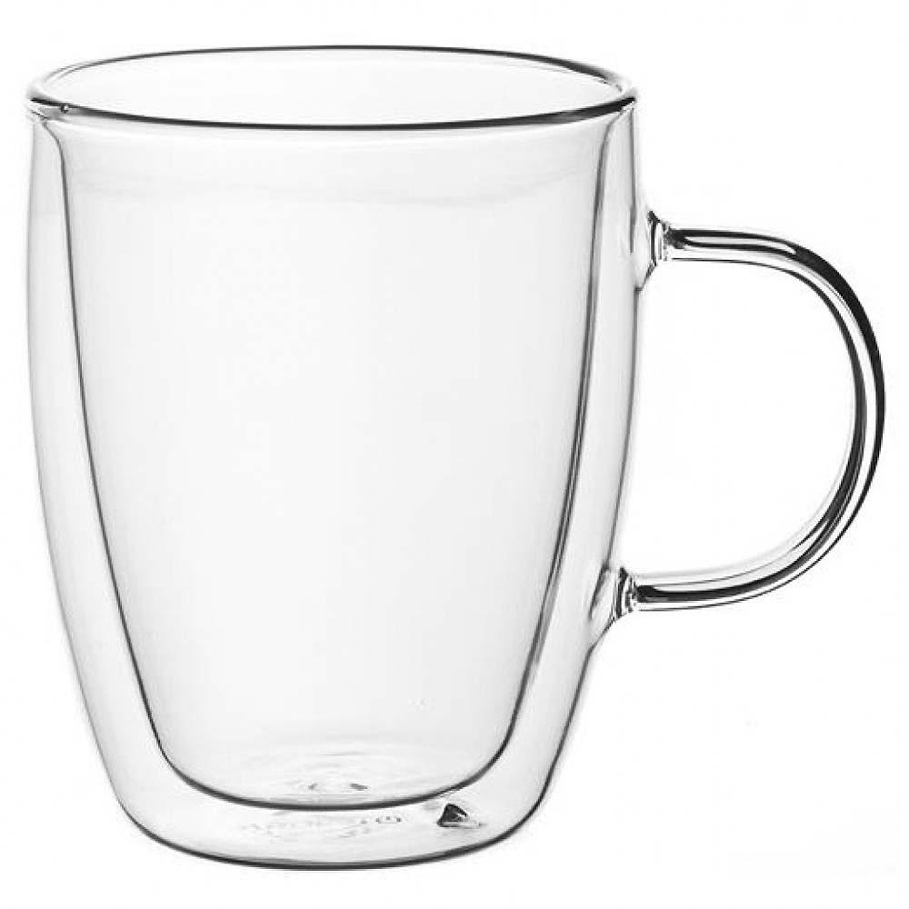 Чашка с двойными стенками Classik 450 ml