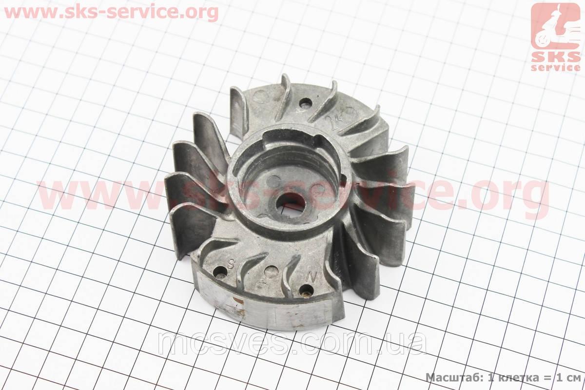 (STIHL) Ротор магнето MS-170/180, ОРИГИНАЛ (11304001201), с разборки новой пилы 1 / 2